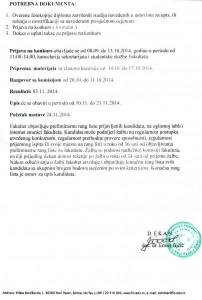 konkurs doktorske  20141